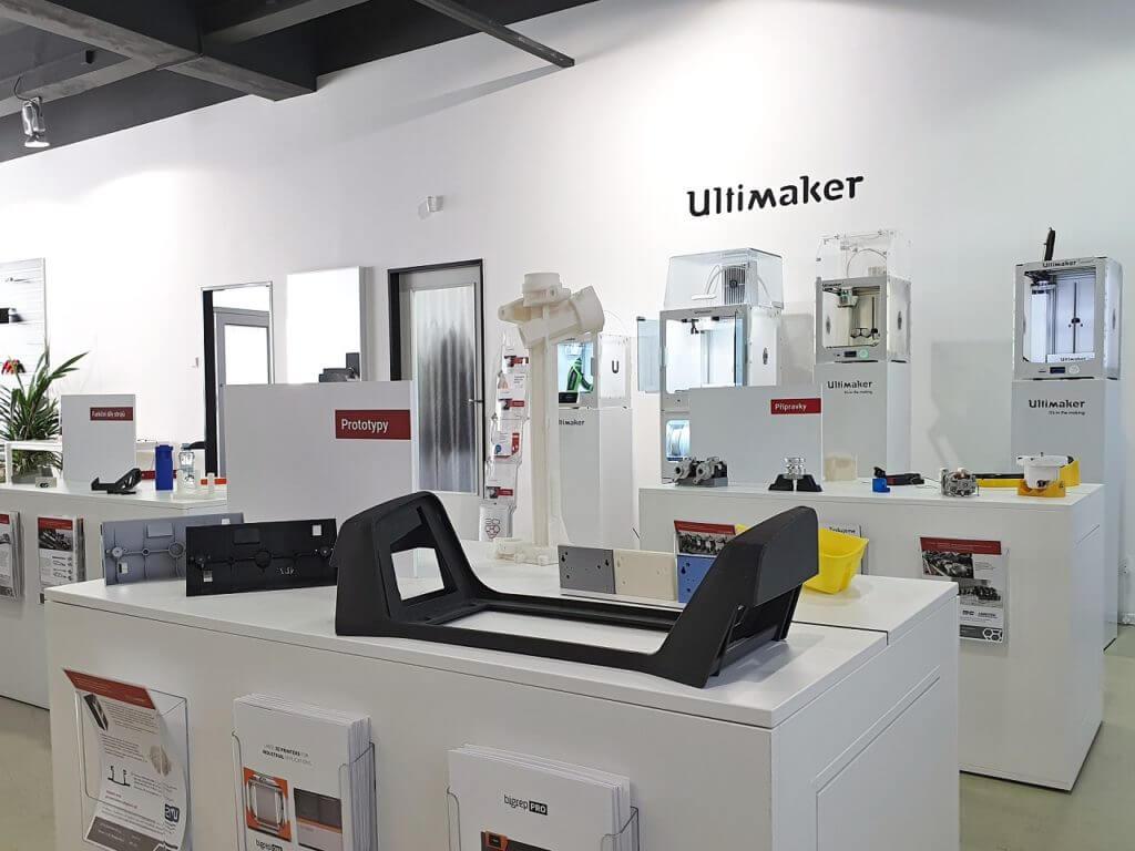 Přivítáme vás v Aplikačním centru 3D tisku