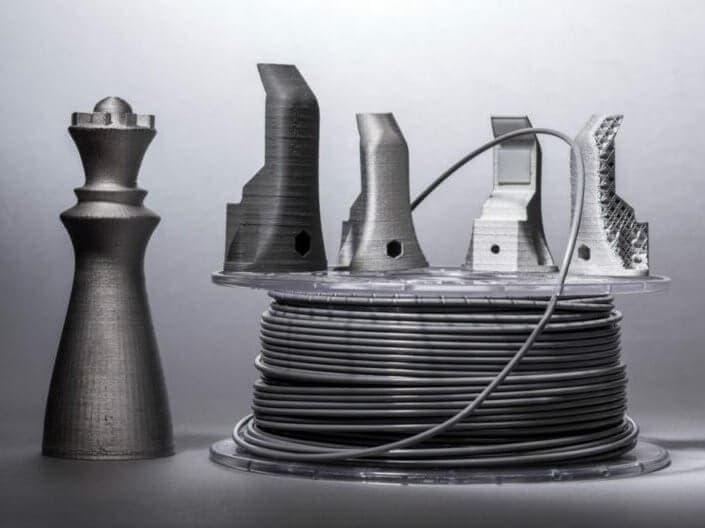 3D tisk zkovů navaší stolní tiskárně