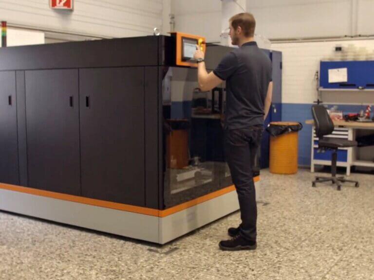 Velkoformátový 3Dtisk pomáhá veFordu kefektivnější výrobě