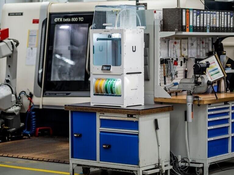 Trend: Překvapivě všestranné 3Dtiskárny