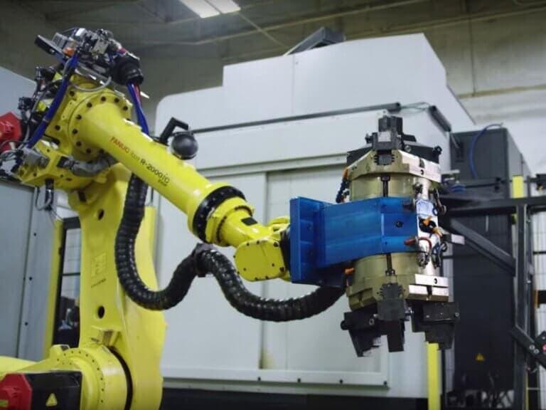 Lepší robotické paže díky 3Dtisku