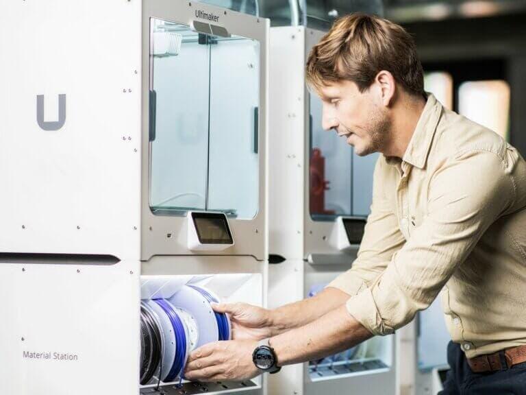 Kariéra: Technik / technička 3Dtisku a3Dskenování