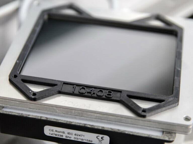3D tisk vsériové výrobě dílů promikroskopy