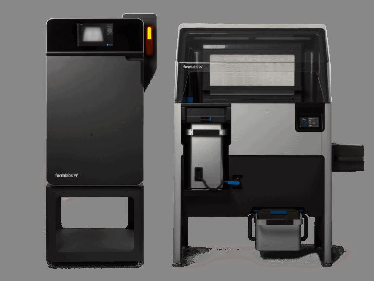 SLS 3D tisk společnosti Formlabs: Fuse 1 a Fuse Sift