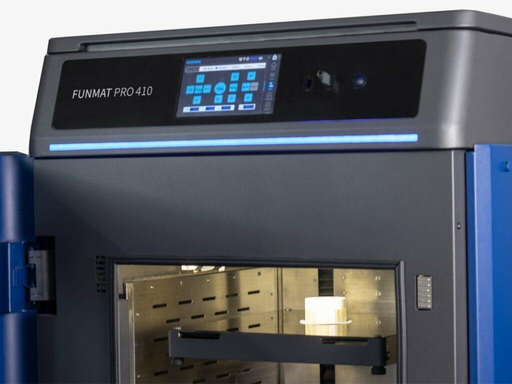 Intamsys Funmat Pro 410 – detail