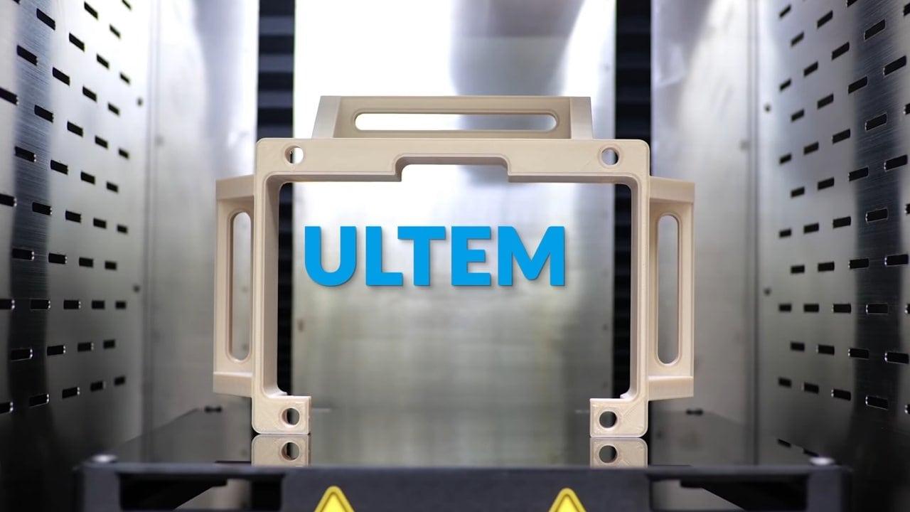 Intamsys Funmat Pro 410 – ULTEM (video)