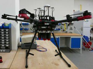 Drony pomáhají záchranářům díky unikátním 3Dtištěným dílům