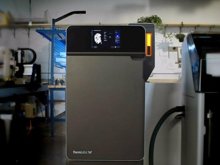 3D tiskárna Formlabs Fuse 1 (technologie SLS)