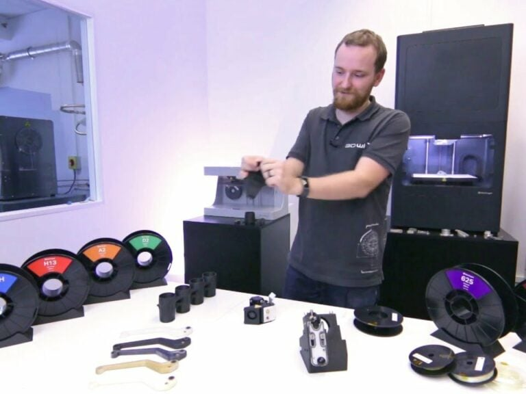 Webinář: 3Dtisk pevných kompozitů akovů Markforged