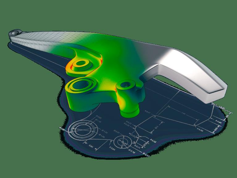 GOM Inspect Suite pro 3D skenery ZEISS
