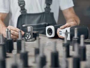 3D skener ZEISS T-SCAN hawk