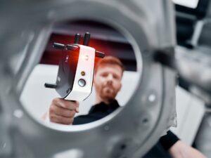 3D tisk vesvětě robotů ⚡ 3Dskenery GOM aZEISS