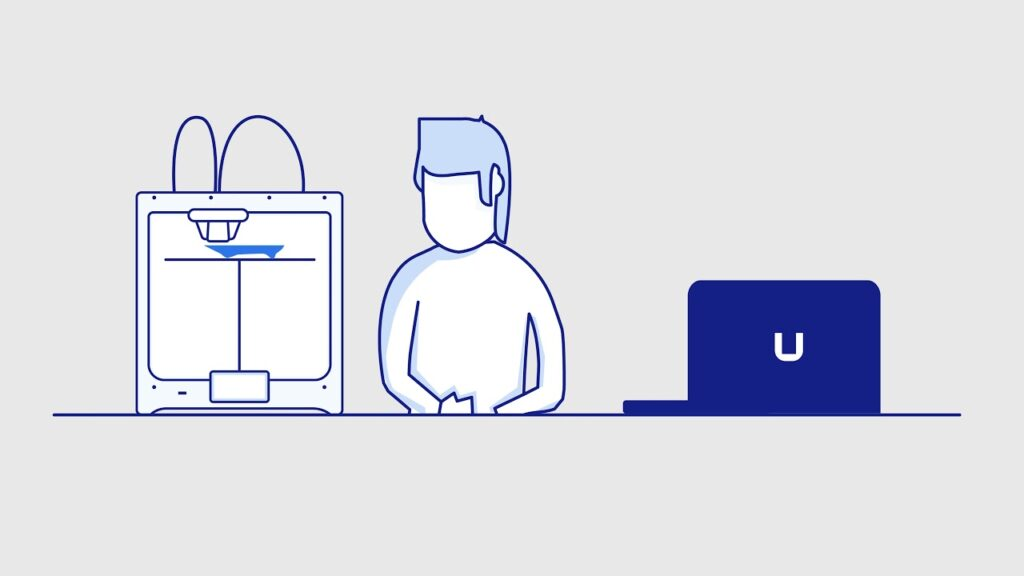 Ultimaker Professional video
