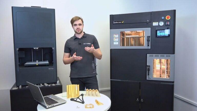 Webinář 3D tisk špičkových termoplastů pro nejnáročnější aplikace