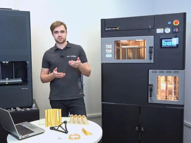 Webinář: 3Dtisk špičkových termoplastů pronejnáročnější aplikace