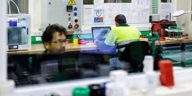 Díly Heineken vyvíjí a tiskne ve své laboratoři 3D tisku