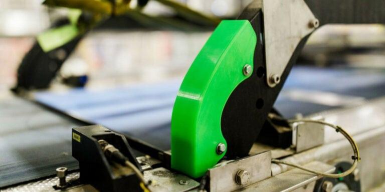 Náhradní funkční díly vytištěné na 3D tiskárně lze vyrábět bez nutnosti jejich skladování