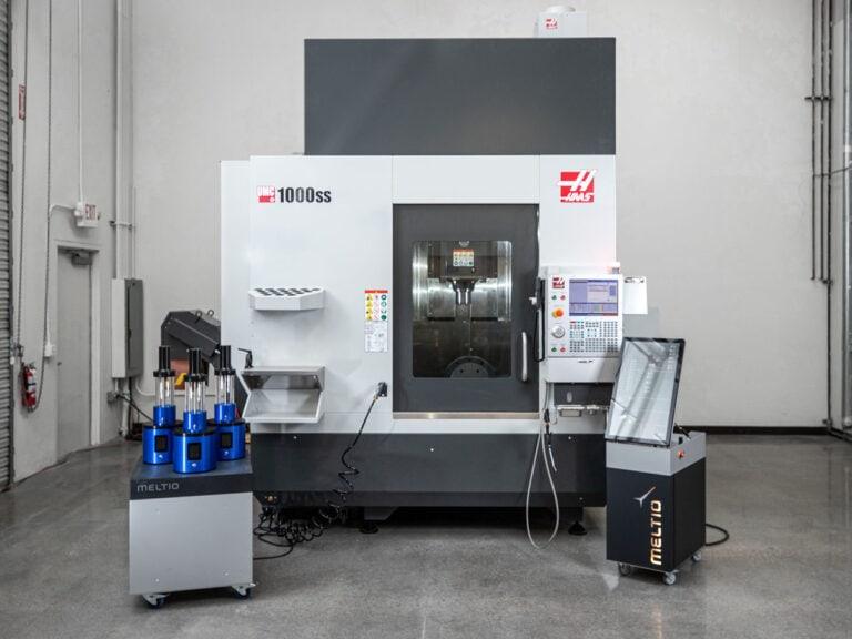 Meltio Engine – integrace do CNC
