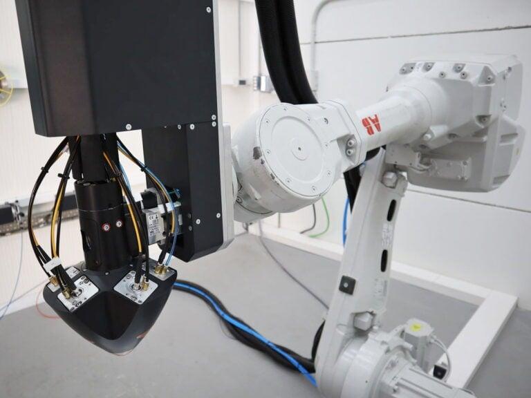 Meltio Engine – integrace do robota