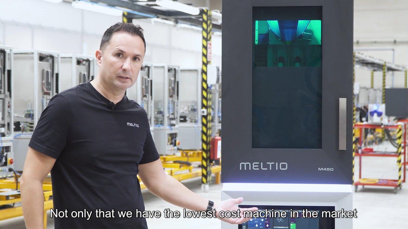 Meltio M450 intro video