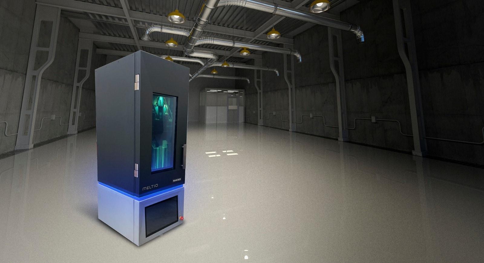Meltio M450 – 3D tiskárna kovů