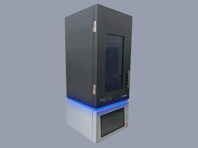 3D tiskárna kovů Meltio M450