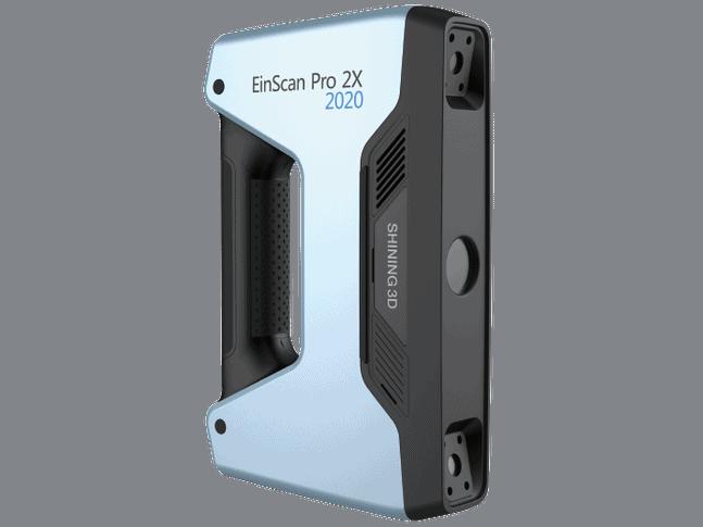 Shining 3D EinScan Pro 2X 2020 – 3D skener
