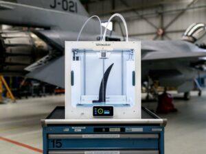 Letectví: Zkracování údržby s3Dtisknutými nástroji