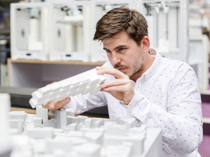 Dostupný 3Dtisk mění tvorbu architektonických modelů