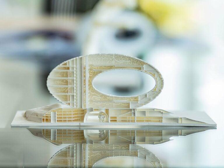 Odvážná architektura: 3Dtisk budov zítřka