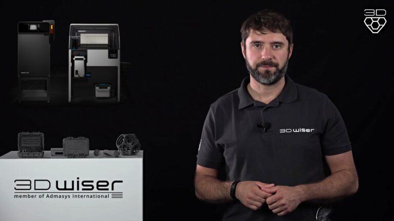 Webinář – Fuse 1 a 3D tisk z prášků